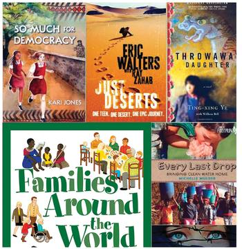 A Bountiful Harvest of Great International School Reads