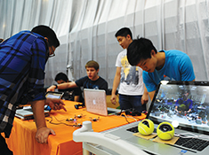 ISB Plugs Project-Based Learning