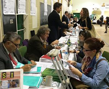 February 2015 Recruiting Fairs Around the World