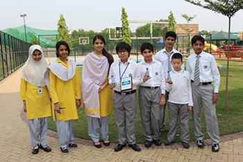 ISC-Lahore Students Shine at 2014 EdEqual Math Challenge