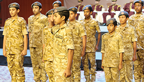 Education and Leadership at Qatar Leadership Academy