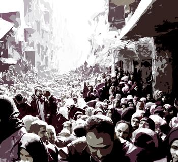 A Massive Humanitarian Tragedy Stays Under the Radar