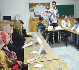 Collaborative Outreach Drives Model United Nations Initiative in Afghanistan