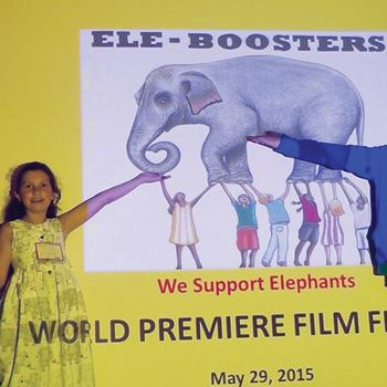 Sullivans School Rolls out the Red Carpet and Raises Awareness with Ele-Boosters