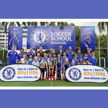 NIST and Chelsea Kick Off Soccer School