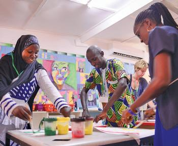 """Gambia Hosts """"Best Practices in Education"""" Conference"""
