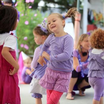 Kids Help Kids Thanks to Purple Cake Day