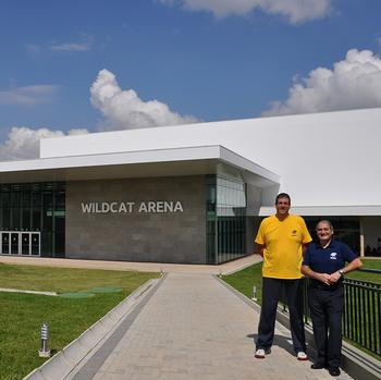 The International School of Curitiba Officially  Opens Its New Wildcat Sports and Arts Arena