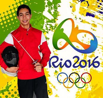 Awty Student Mohamed Hamza to Compete at Summer Olympic Games