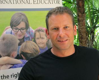 Profile of an International Educator: Philippe Caron-Audet