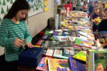 4th-Grade Student Develops Book Buddies Program