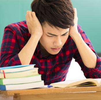What Causes Mind Blanks During Exams?