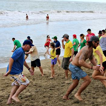 Ephemeral Sand Castles & Lasting Team Spirit Among Transient Teachers