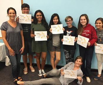 Peer Mediation Teaches Students Life Skills at Carol Morgan School