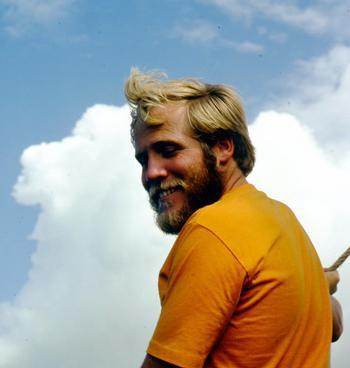 A Eulogy for Paul Olson, Son of Africa