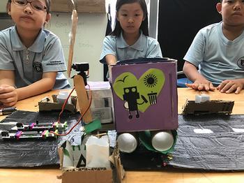 Grade Three Urban Engineers