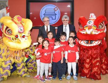 Swiss School Beijing Now Open
