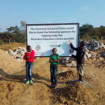 Alfardan Group Partners with ASD to Build Kenyan School