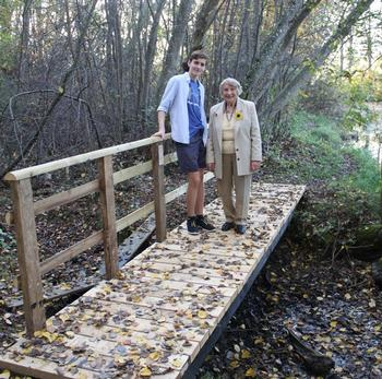 Building Bridges to Community