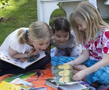 Read to Feed: Doing Good Globally in the Primary Grades