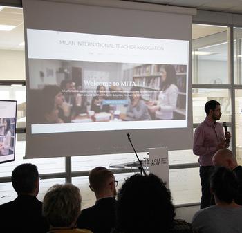 Making the Future at Milan's MITA Conference