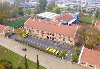 A New Campus for American School of Antananarivo
