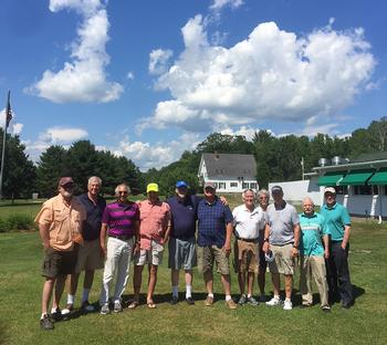 Foreign Administrators and Retirees Tournament of Sport XXIV Survives Low Turnout and a Day of Rain
