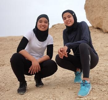 Female Muslim Athletes Make a Case for Sporting the Hijab