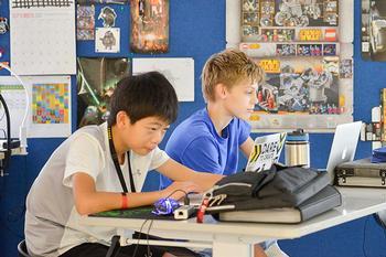 Grade 7 WAB Students Design Their Own School Days