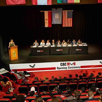 Cairo American College Celebrates CACMUN's 40th