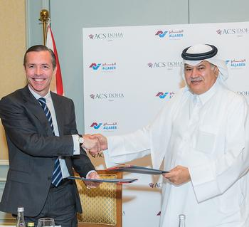 ACS Doha and Al Jaber Group to Build a 2,470-Student Campus in Qatar