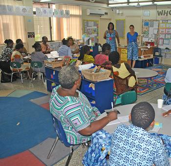 Building Capacity in Ghana Through Host-Country Collaboration