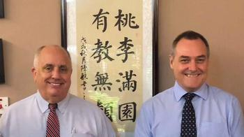 ISS Announces Leadership Changes in Asia-Pacific Office
