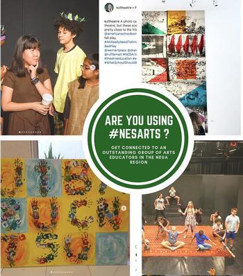 NESA Performing and Visual Arts Collaborative Connects Arts Educators