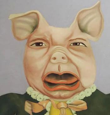 Let the Swine Go Forth: An International School Satire