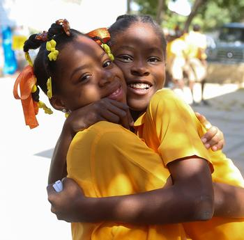 Children of Haiti Project Expands to Include Refugee Education