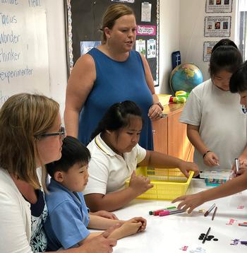 Co-Teaching: A Powerful Tool for Collaboration