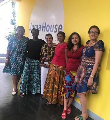 Kitenge Fridays: Dress Local, Think Global