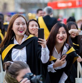 New University Destinations of Choice Among International School Students