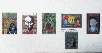 For 50th Anniversary, Dar es Salaam Artists Channel JR, Ted, and <i>Kitenge</i>