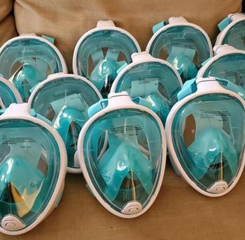 ACS International Schools Designs New 3D-printed Parts to Convert Snorkels into Emergency Ventilator Masks for NHS