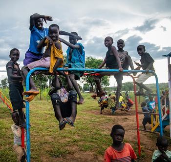 A New Safe Space for Refugee Children in Northern Uganda