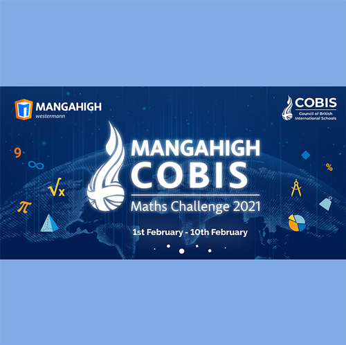 Mangahigh and COBIS Launch Maths Competition to Support Students with Distance Learning