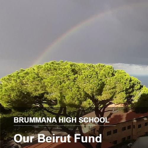 A Worldwide Response to a Desperate Call: Supporters of Brummana High School Inspire Hope