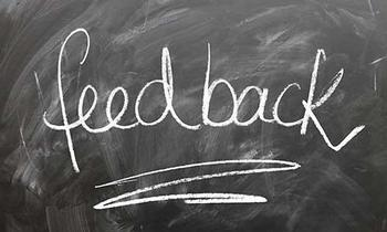 Learning Progresses With Effective Feedback