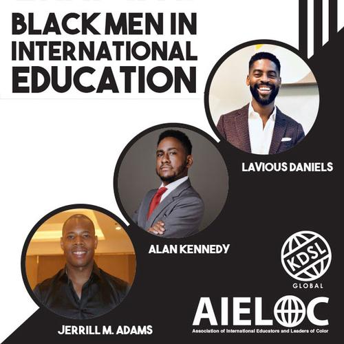 Black Men in International Education