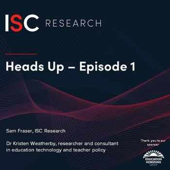 Heads Up: Teaching and Learning in International Schools