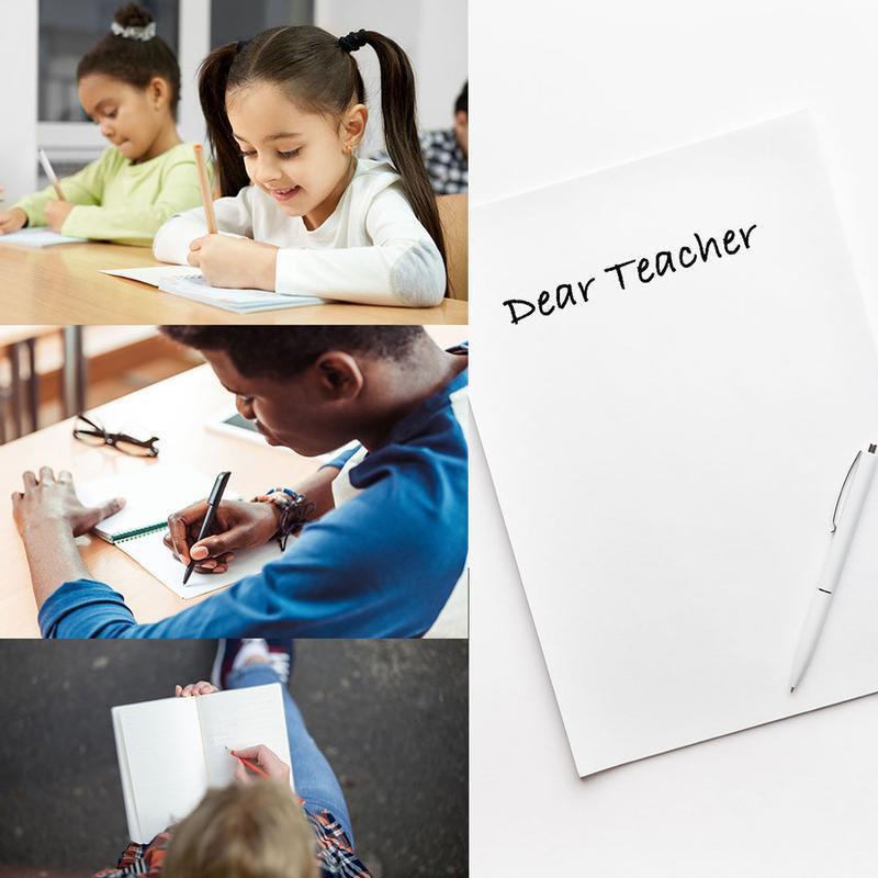 Dear Teacher...