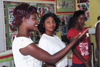 In Zambia, AIS Lusaka Hosts the PD... For 250 Local Teachers
