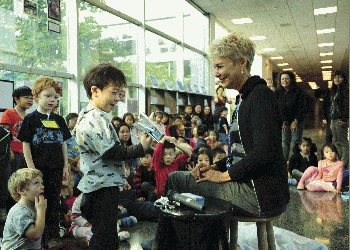 The Ripple Effect: Experiential Learning at the International School of Beijing